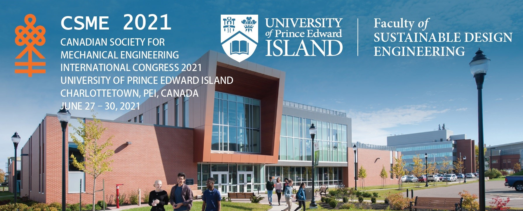 CSME2021 Congress at UPEI